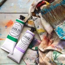 Alkyd Oil Paint