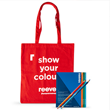 Reeves Tote Bag Sample Set : Free when you spend £10 on Reeves