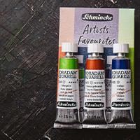 Schmincke : Horadam Watercolour Paint : Artist's Favourite Sets : Save over 30% off RRP