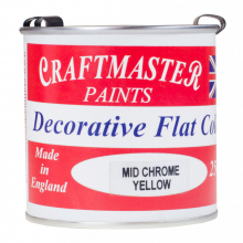 Signwriting Paints - Matt Finish