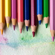 Watersoluble Pencils