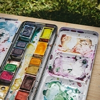 Watercolour Tins and Palettes