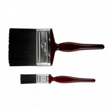 Standard Pure Bristle Flat Decorators' Brushes