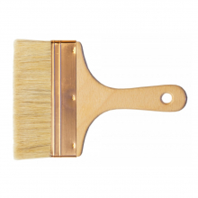Thin Flat Brushes and Spalters
