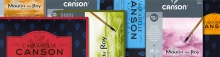 Canson : Heritage & Moulin Du Roy Watercolour Paper : Save up to 30% off RRP