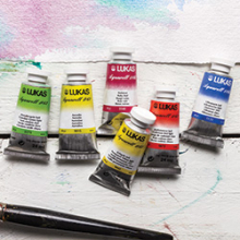 Lukas : 1862 Watercolour Paint : Save 30% off RRP
