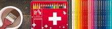 Caran d'Ache : Coloured Pencils : Save 25% off RRP
