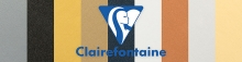 Clairefontaine : Pastelmat Paper Sheets and Pads : Save 15%
