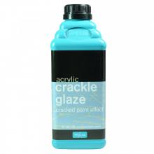 Craquelure and Crackle Glaze