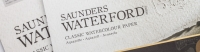 Saunders Waterford : Hot Press Blocks : Original Surface : Save 15%
