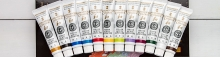 Turner : Acrylic Gouache Japanesque Set : Save 50% off RRP
