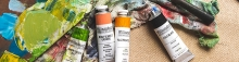 Williamsburg : Handmade Oil Colour : Save 35% off RRP