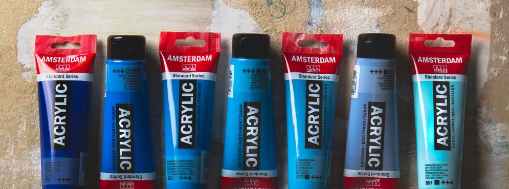 Save on Amsterdam Acrylics - June 18