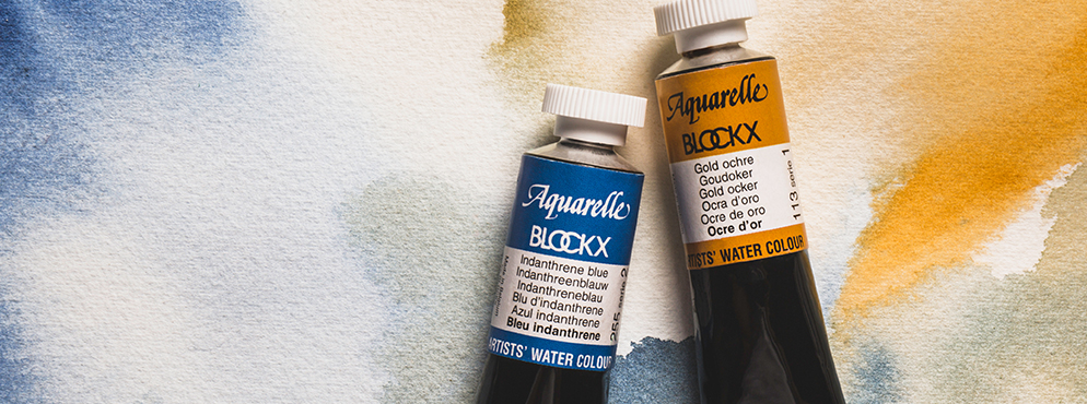 blockx watercolour offer