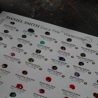 US - Daniel Smith DotCard