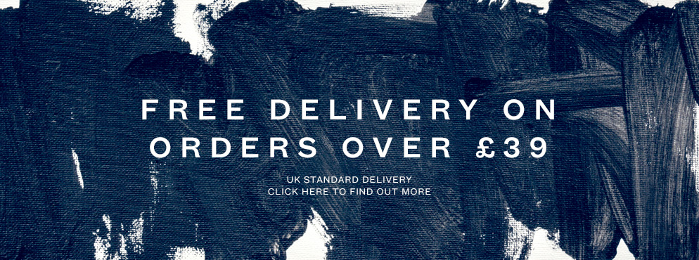 Free Delivery over £39