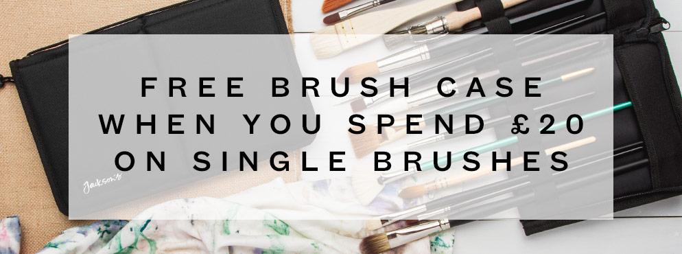Brush Case Offer