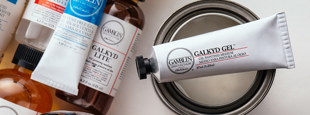 FREE GALKYD GEL WITH GAMBLIN ORDERS OVER £10 - 12 OCT 18