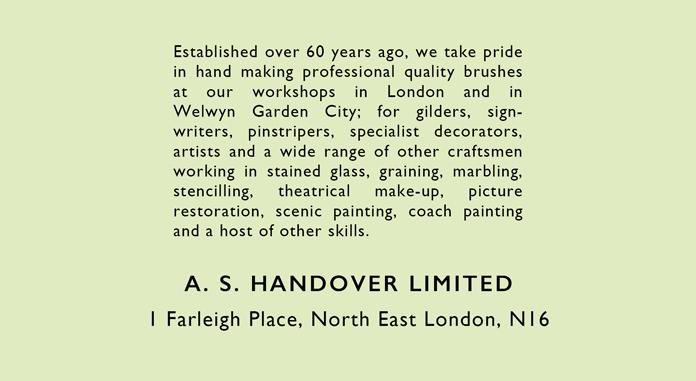 A.S. Handover Ltd.
