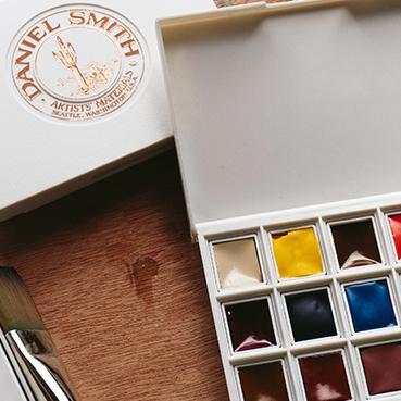 NEW: DANIEL SMITH HALF PAN SETS