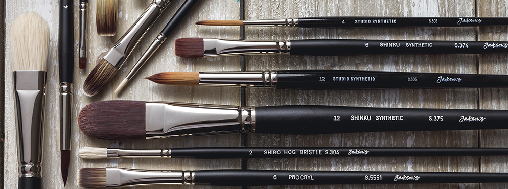 Jackson's Black Friday Brushes