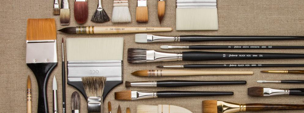 Jackson's Brushes