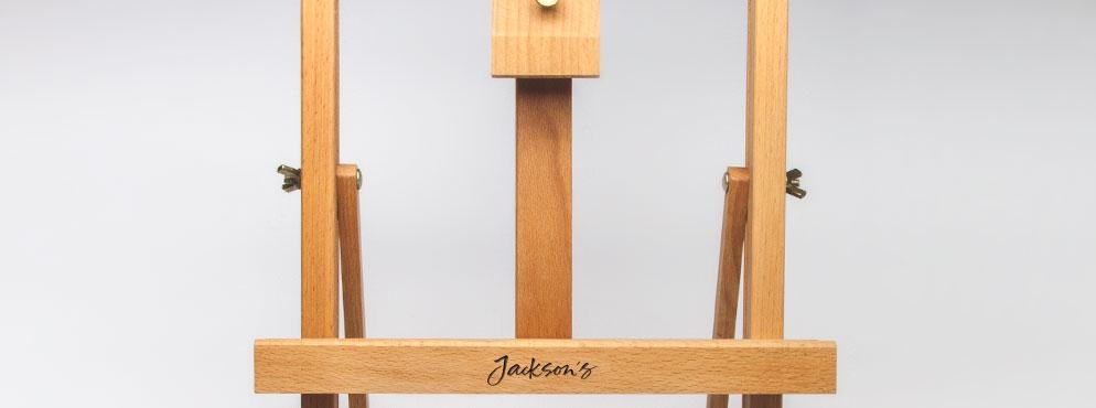Jackson's Easels