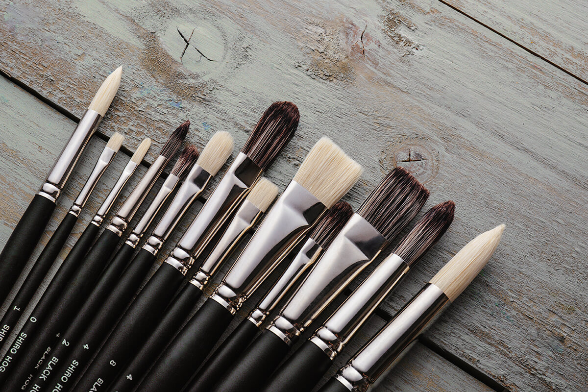 SAVE 15% ON SELECTED JACKSON'S BRUSHES