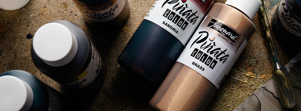 NEW: JACQUARD PIÑATA ALCOHOL INK