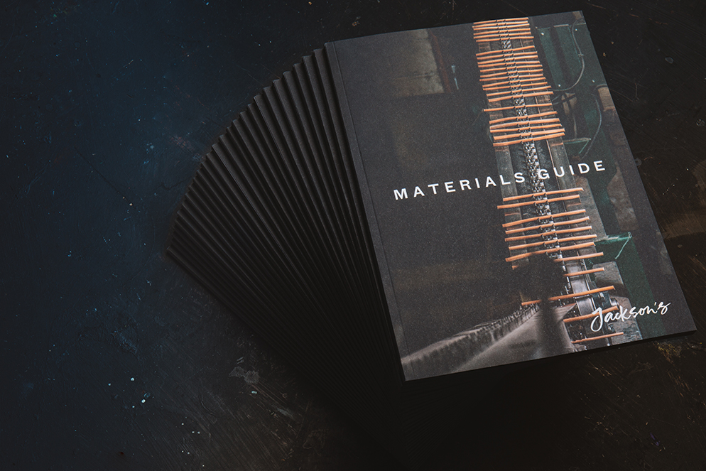 Main - Materials Guide out now