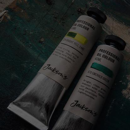 Ca - Professional Oil Paint