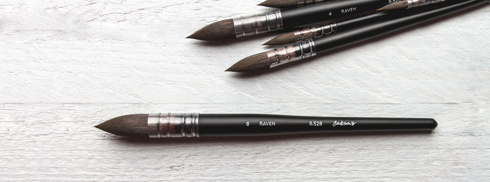 Jacksons Raven Brushes
