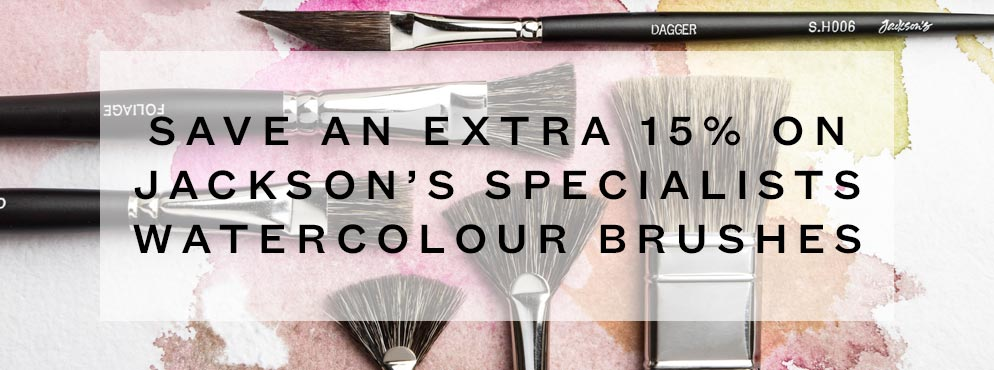 Jackson's Specialist Brushes Offer