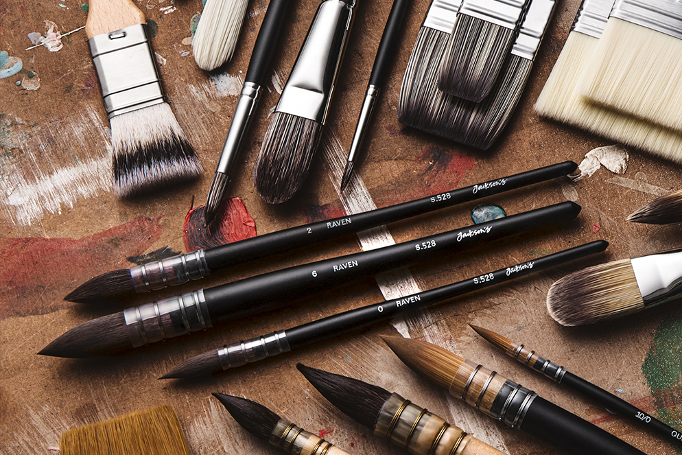 CA - Jacksons brushes sale