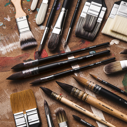 CA - Jacksons brushes sale