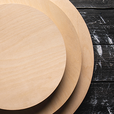 NEW: JACKSON'S 31MM CIRCULAR PLYWOOD PANELS