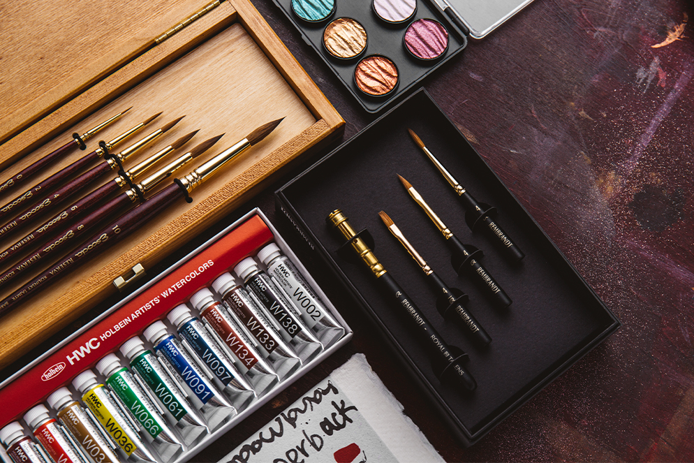US - Gifts for the watercolourist