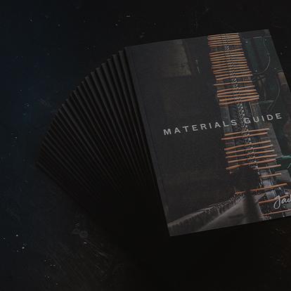 Main - Materials Guide
