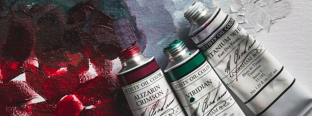 M.GRAHAM & CO. ARTISTS' COLOUR