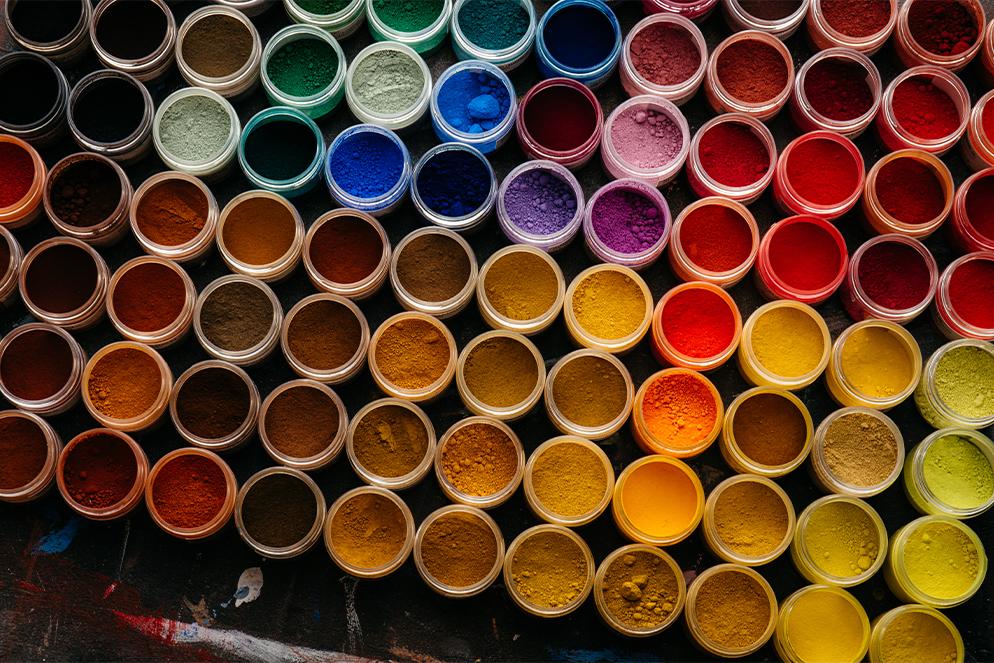 US - Pigments