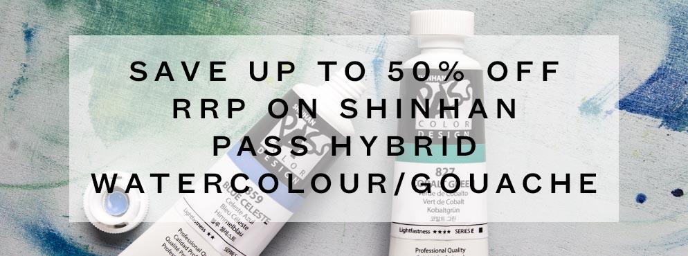 ShinHan Pass Colour Offer