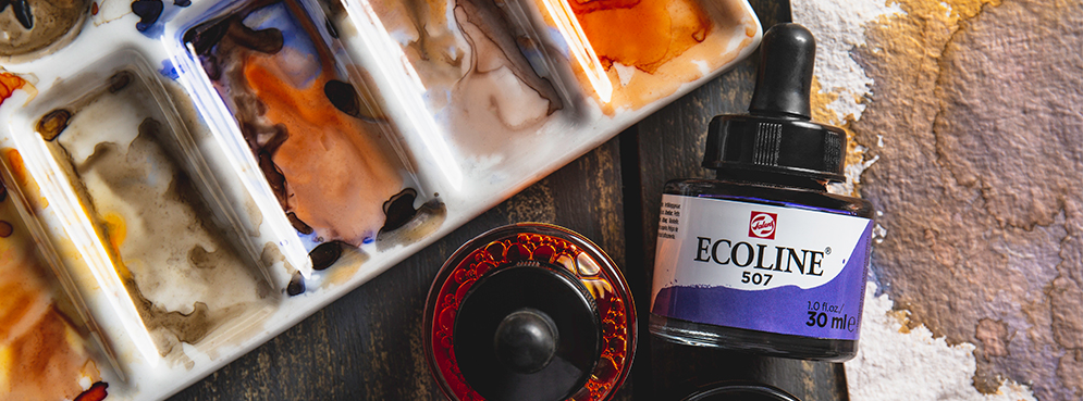 Talens Ecoline Inks