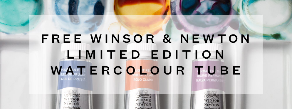 Winsor & Newton Limited Edition