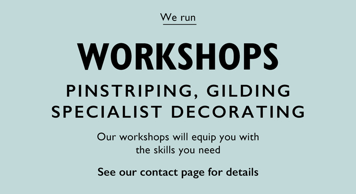 We Run Workshops