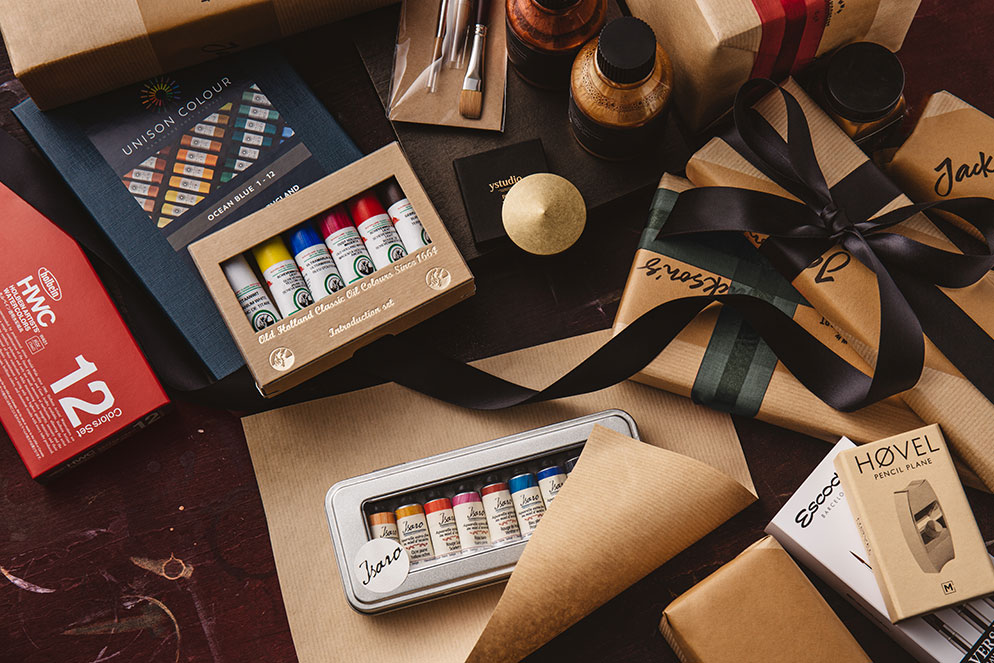 MAIN - Gifts for those who love to paint