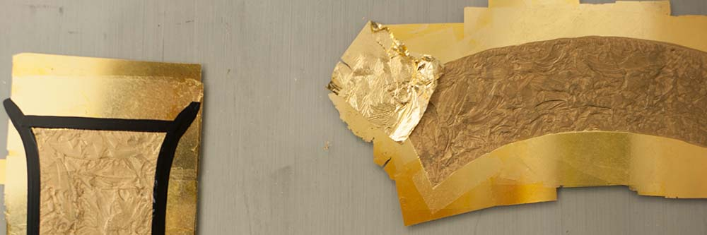 Metal Flakes - Gold, Silver or Variagated Abburstig