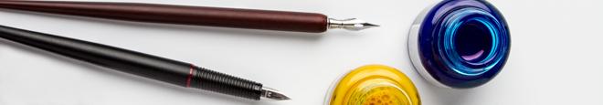 Calligraphic Ink