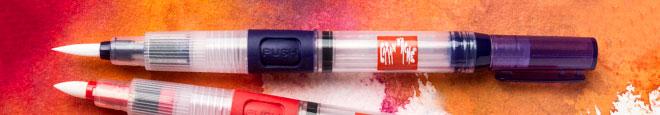 Caran d'Ache : Brushes