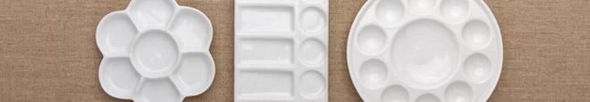 Palettes En Céramique