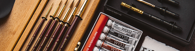 Gifts for the watercolourist